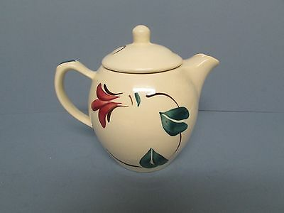 Purinton  Coffee Pot And Lid