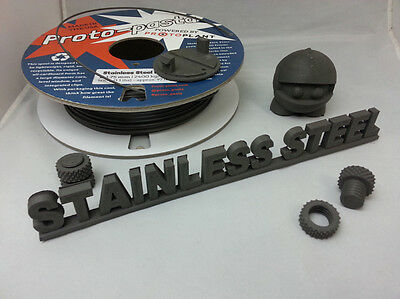 Proto Pasta Stainless Steel PLA 1.75mm Filament  free delivery in Australia
