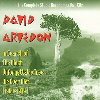 David Arvedon - In Search of the Most Unforgettable Tree We Ever [New CD]