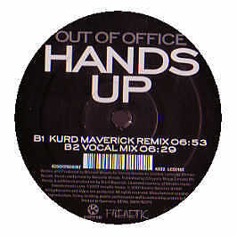 Out Of Office - Hands Up - Kontor - 2007 #234242