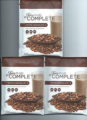 Juice Plus Complete Nutrition Drink. 30 Sachets Per Box. All Brand New