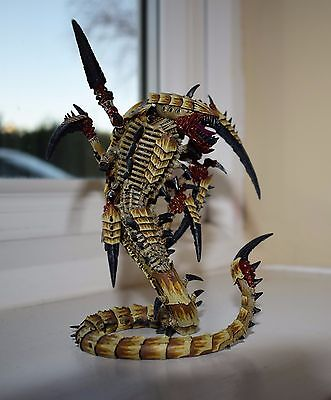 Forgeworld Tyranid Trygon Pro Painted
