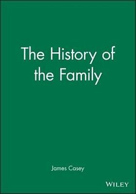 History of the Family by James Casey Paperback Book (English)