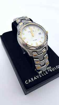 New Caravelle By Bulova Men's Stainless Steel Watch