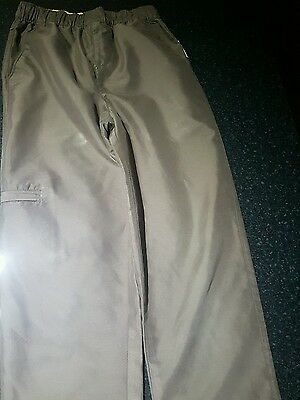 girls brownie trousers size 55cm/22""