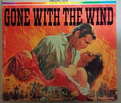 Gone With The Wind ML100284 Laserdisc VG