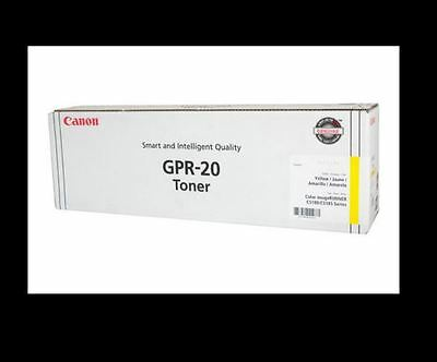 TG30Y - Canon (GPR-20) IRC-5180 / 5185 Yellow Copier Toner - 36,000 pages
