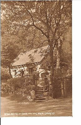 Bettws-y-coed the Ugly House early postcard