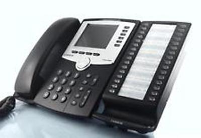 Cisco Linksys SPA962 IP Phone con SPA932 32 Button Console GST & Delivery Inc
