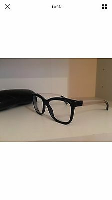 Chanel 3272 c501 Black and Clear Glasses Spectacles Frames