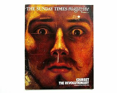 The Sunday Times Magazine December 11th 1977