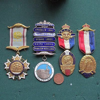 Masonic Medals (Military Conection)?