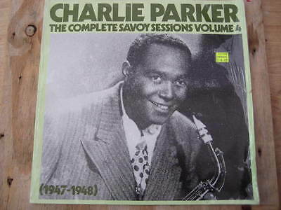 Charlie Parker  -  The Complete Savoy Sessions 4