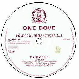 One Dove - Transient Truth - Boys Own - 1992 #1450