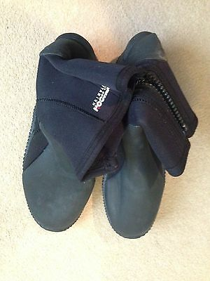 Typhoon Diving Boots, XL Size 10-11