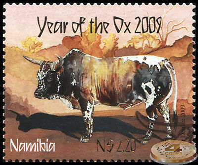 Namibia. 2009. Year of the OX 2009 (CTO)