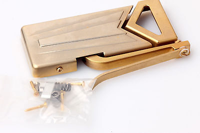 Gibson Sideway Vibrola Gold plated aged