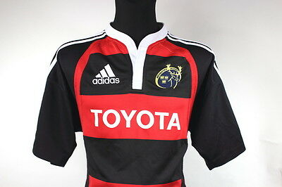 Rare Retro Shirt Adidas Munster Rugby Jersey Size (L)