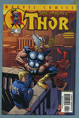 Thor #42 2001 Stuart Immonen Marvel Comics