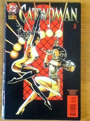 Catwoman issue 23 (VF) from August 1995 - postage discounts apply