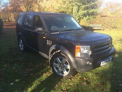 Land Rover Discovery 3 2.7TD V6 HSE AUTO