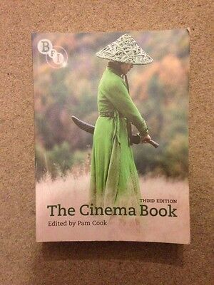 The Cinema Book by Pam Cook Paperback Book (English)