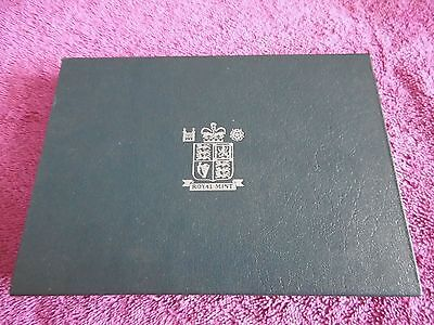 1994 UK proof coin collection with COA