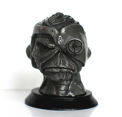 Iron Maiden Eddie - Hand Crafted Somewhere In Time Inspired Statuette