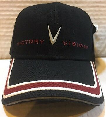 Victory Motorcycle Vision Adjustable Hat NWT