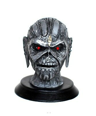 Iron Maiden Eddie - Hand Crafted Book Of Souls Inspired Statuette
