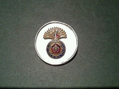 Royal regiment of fusiliers sweetheart brooch