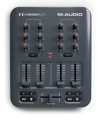 M-Audio X-Session Pro with Torq LE Digital DJ Software