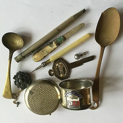 Metal Detecting Finds - Bits & Pieces
