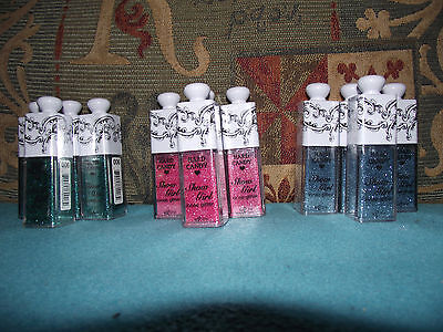 9 Hard Candy Show Girl Loose Glitter Joblot Bundle