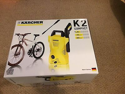 Karcher K2 Compact Pressure Washer NEVER USED