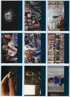 2016 James Bond Archives SPECTRE Edition complete GOLD Set (76 cards) /100 Rare!