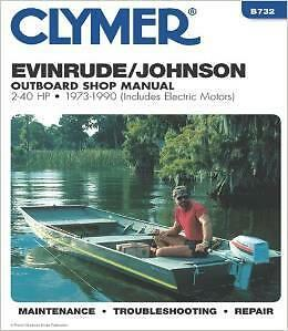 EVINRUDE JOHNSON OUTBOARD MOTOR 4 HP EXCEL ULTRA DELUXE Service Repair Manual
