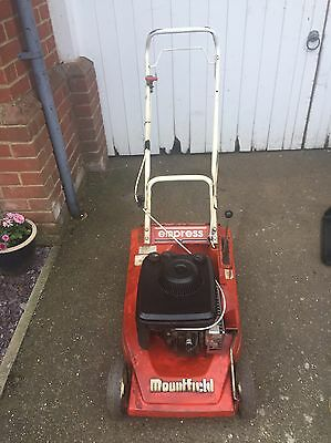 Mountfield Empress Self Propelled Mower
