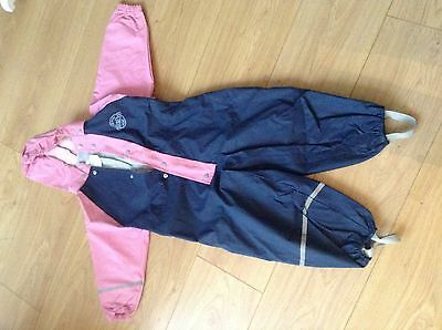 Waterproof all-in-one (Abeko Sweden) size 90cms (approx age 4)