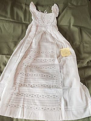 Victorian Christening gowns Job Lot! Superb condition. 1800's