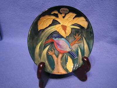Old Tupton Ware 4.75 inch kingfisher plate