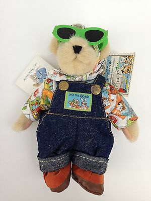 Muffy VanderBear Hit The Road The Bearstream Trailer Collection NWT