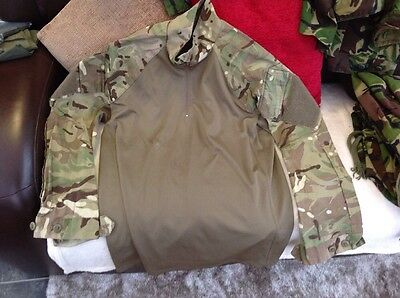 British army mtp ubacs Issued Military Surplus 180/110 (lw) Shirt Cadet AIRSOFT