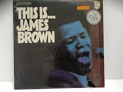 This is James Brown LP Vinyl Record Phillips Records Very Rare