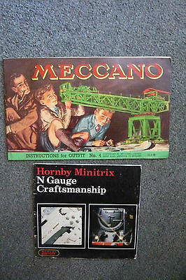 Hornby / Meccano Catalogues
