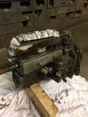Ford Fordson Simms 6 cylinder  Injector pump P5179/3