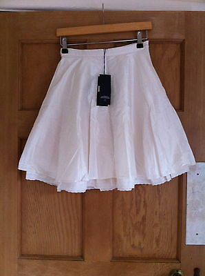 TOMMY HILFIGER SILK SKIRT age 10 NEW GIRL HOLY COMMUNION CONFIRMATION WEDDING