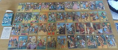Wizard of Oz Card Game Castell Brothers 1940