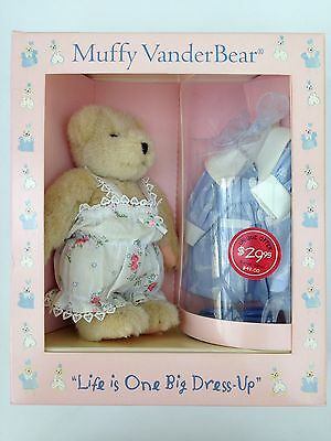"Muffy VanderBear ""Life is One Big Dress-Up"" - New in Box"