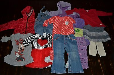 18M Baby Girls' Clothes Lot